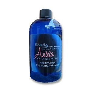 Anna Face and Body Shampoo