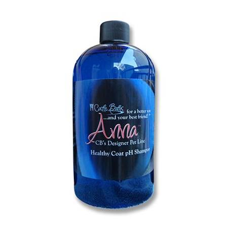 Anna Healthy Coat Shampoo